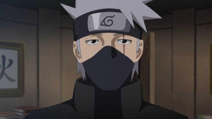 Daftar Anggota Tim 7 Terhebat di Anime Naruto 5