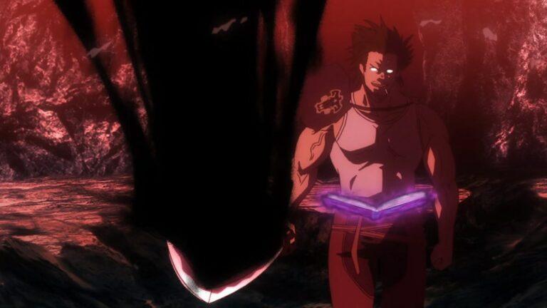 5 Kekuatan Sihir Kegelapan Yami Sukehiro Yang Mematikan 1