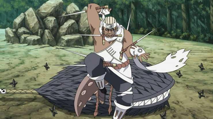 10 Pengguna Kenjutsu Terkuat di Anime Naruto 11