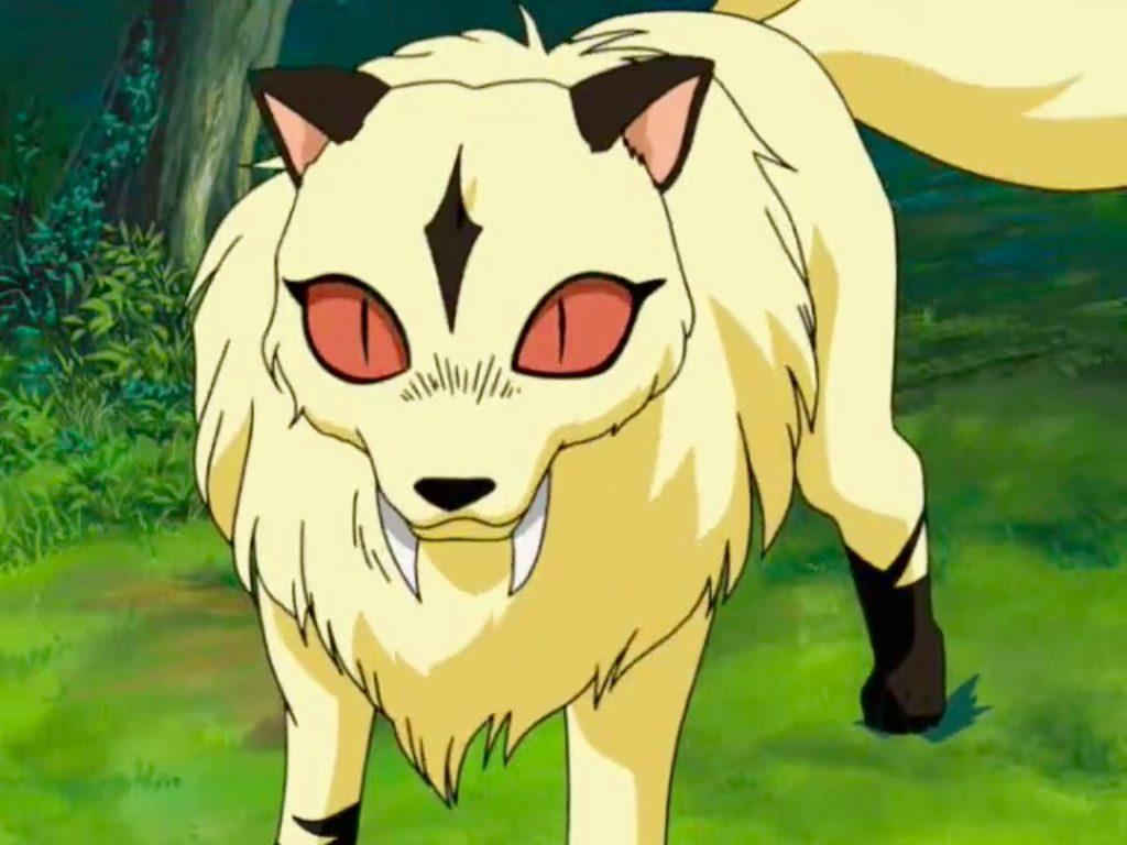 Karakter Utama dalam Anime Inuyasha 9