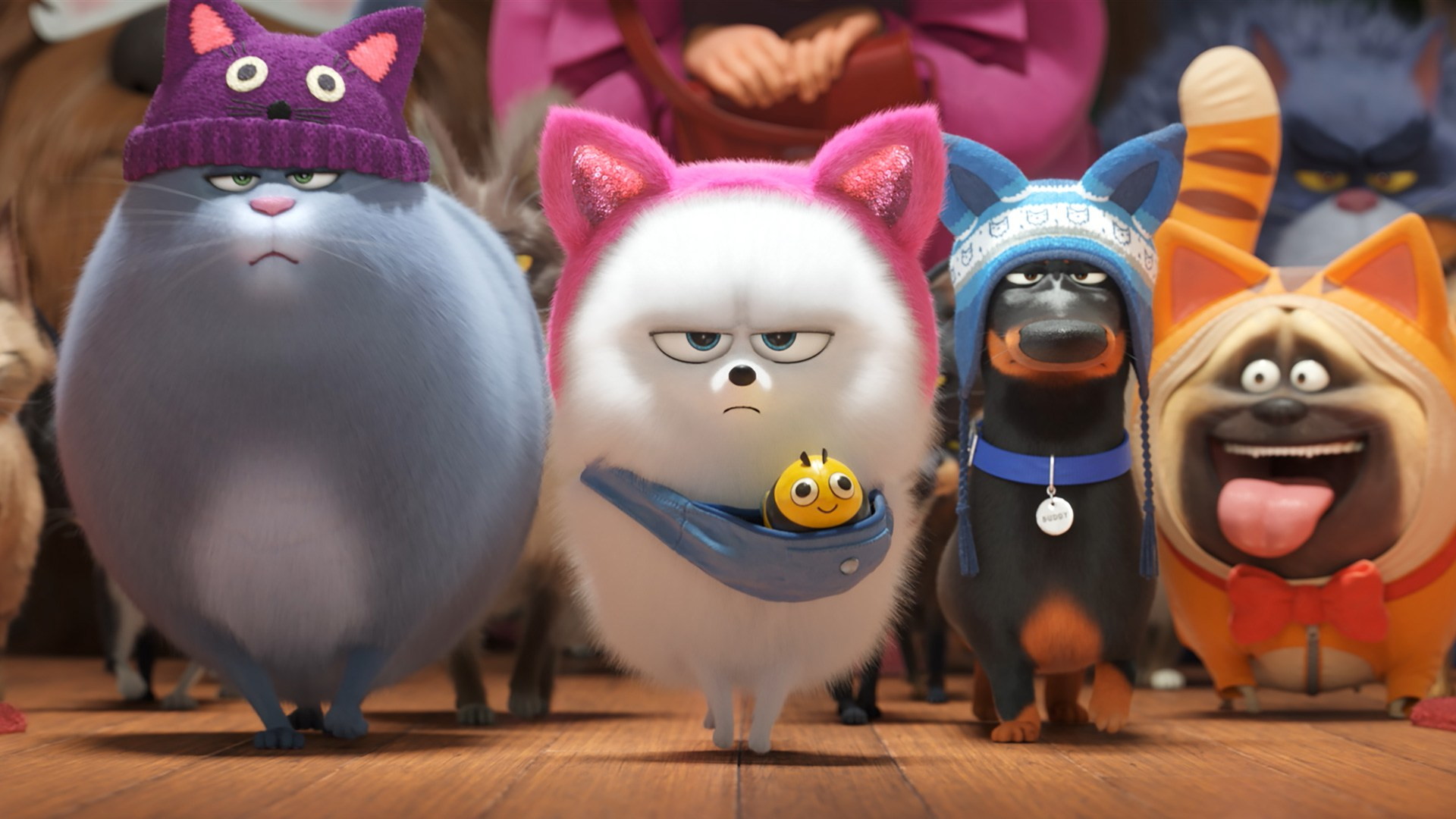 5 Film Animasi Hewan Yang Wajib Ditonton