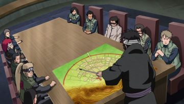 10 Klan Shinobi Terkuat di Desa Konoha 2