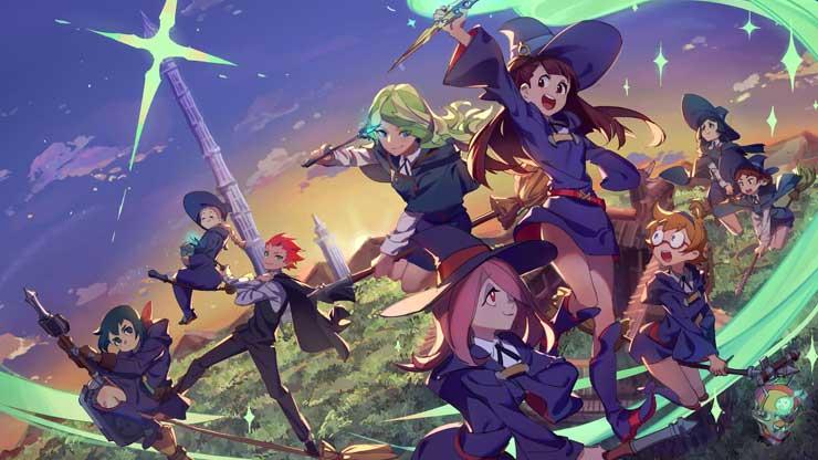 10 Anime Terbaik Bertema Sekolah Sihir 9