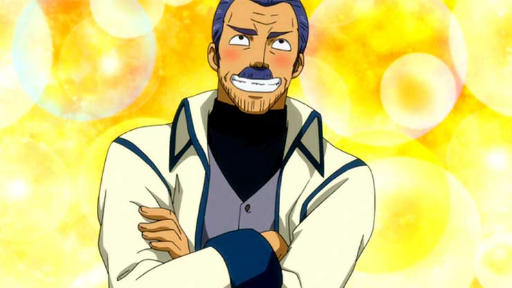 6 Master Guild Fairy Tail Terkuat, Siapa Saja? 3