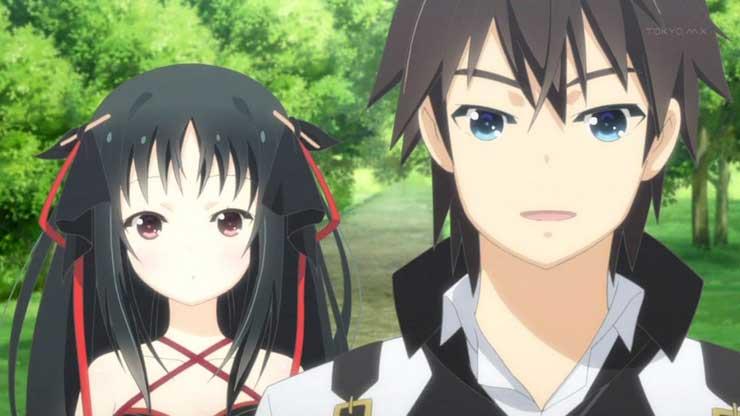 10 Anime Terbaik Bertema Sekolah Sihir 7
