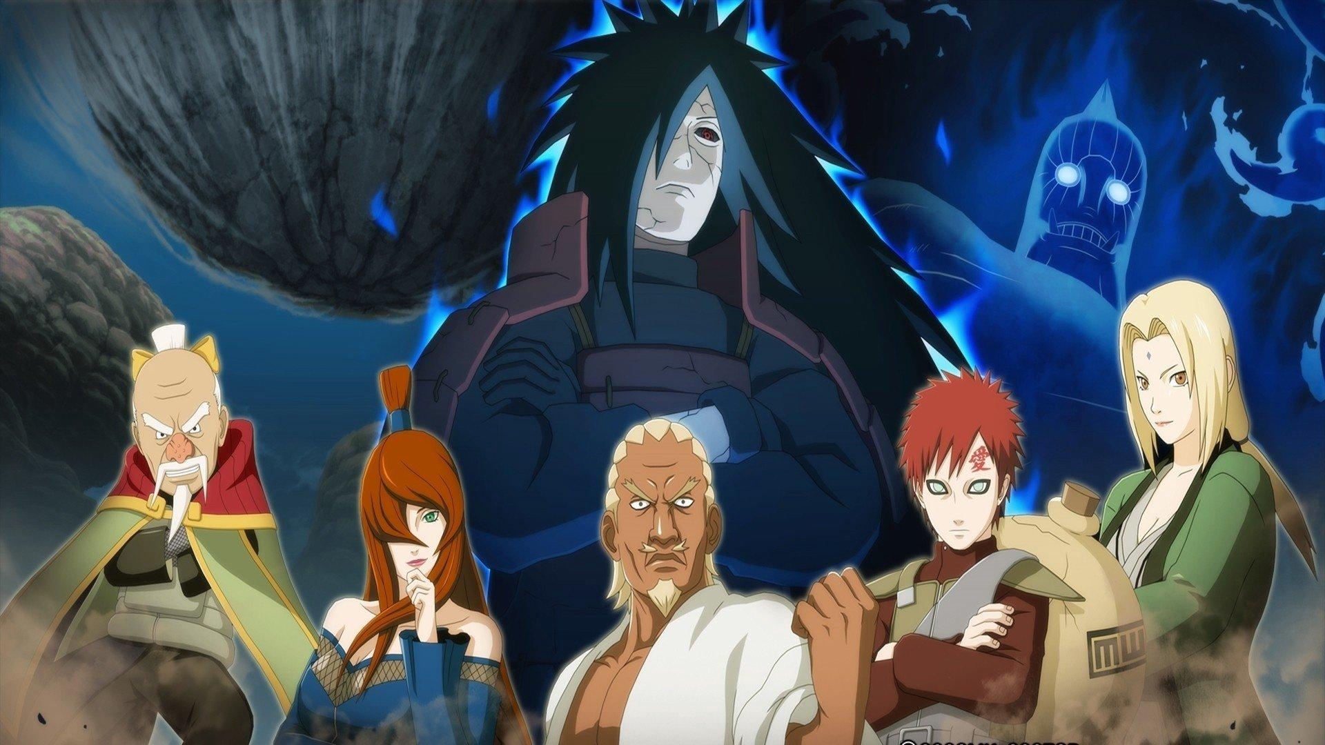 10 Pertarungan Terbaik di Anime Naruto Sepanjang Masa 8