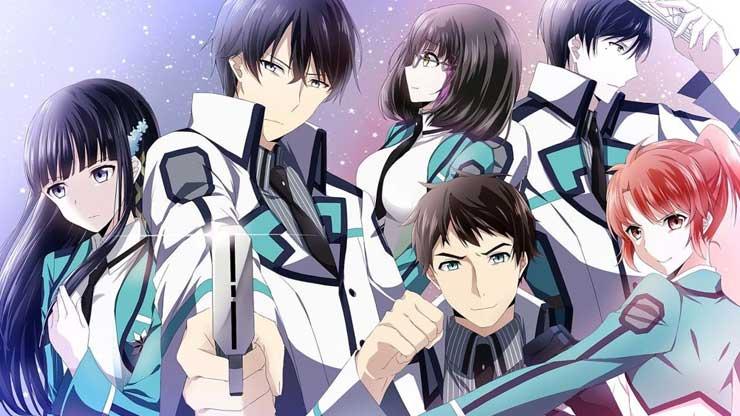 10 Anime Terbaik Bertema Sekolah Sihir 12