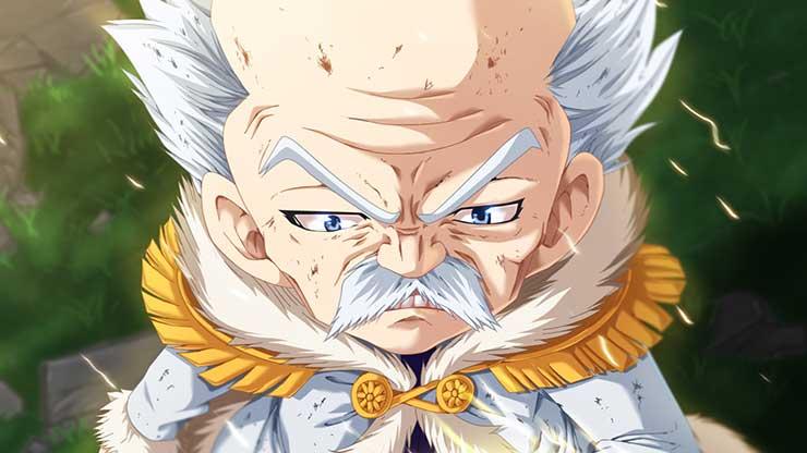 6 Master Guild Fairy Tail Terkuat, Siapa Saja? 4