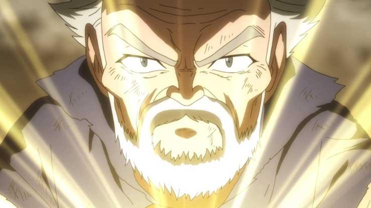 10 Penyihir Pria Terkuat di Fairy Tail Guild 7