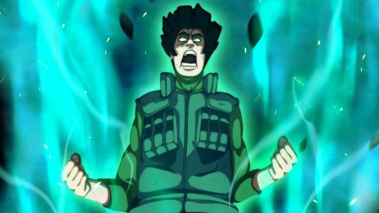 9 Shinobi Pengguna Taijutsu Terkuat di Anime Naruto 11