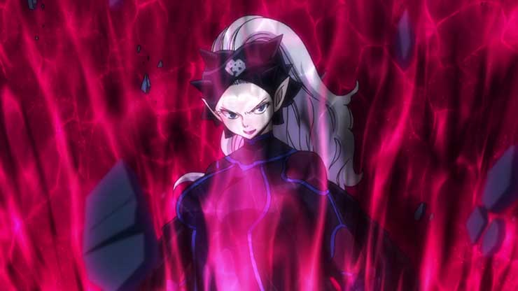 5 Bentuk Jiwa Setan Mirajane Strauss di Anime Fairy Tail 7