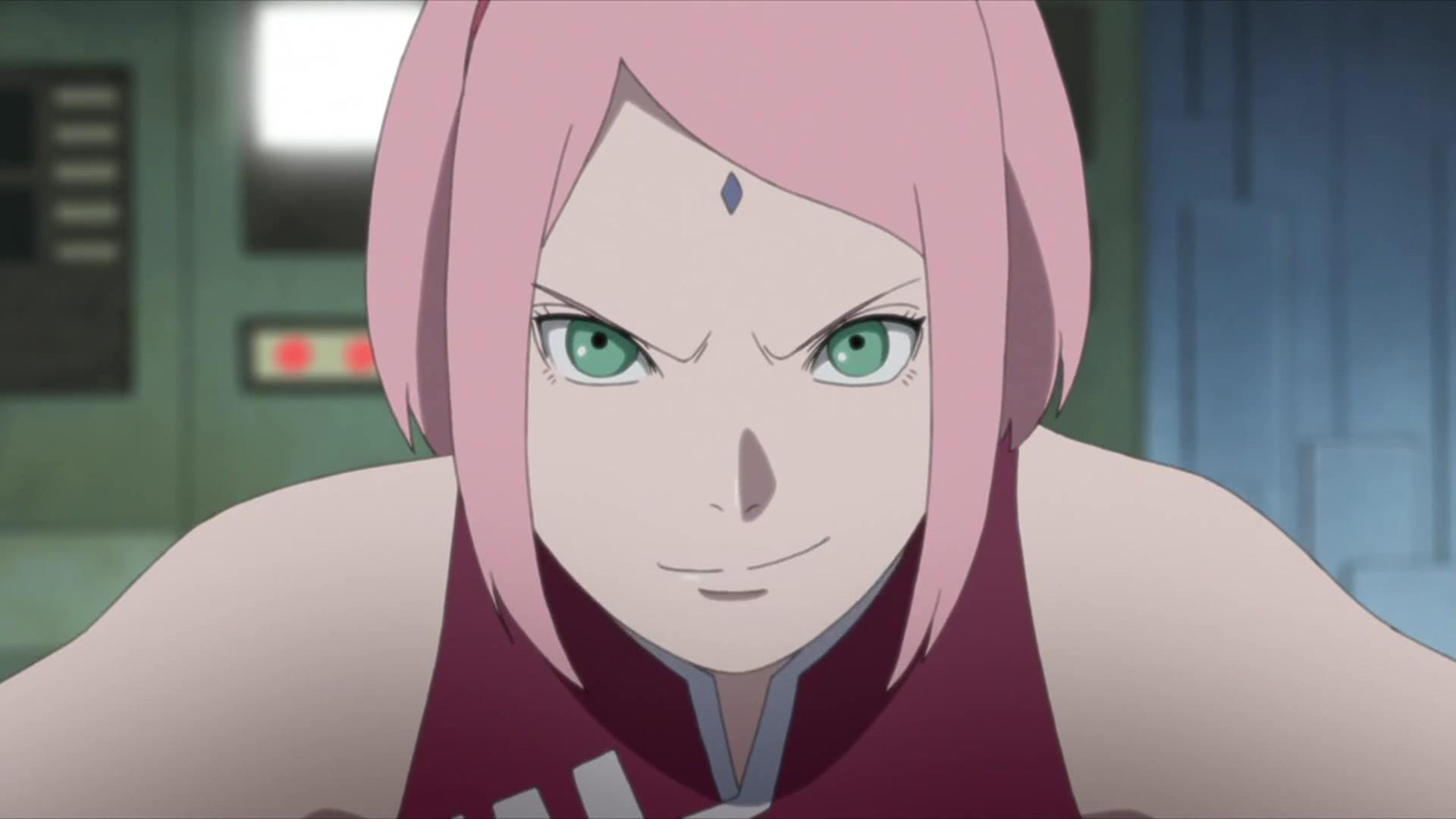 10 Karakter Shinobi Wanita Terkuat di Anime Naruto 12