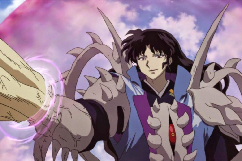 Karakter Utama dalam Anime Inuyasha 11