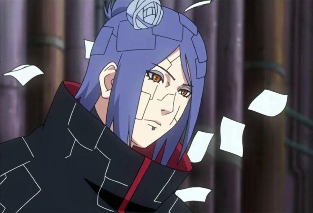 10 Karakter Shinobi Wanita Terkuat di Anime Naruto 9