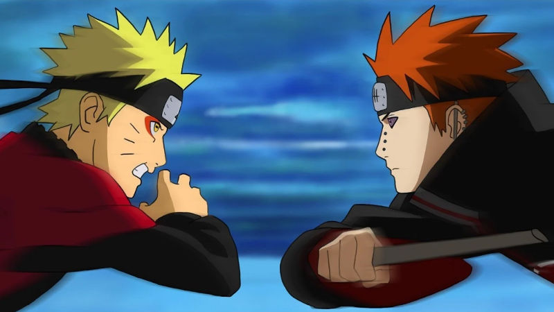 10 Pertarungan Terbaik di Anime Naruto Sepanjang Masa 12