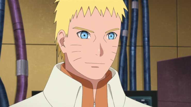 Daftar Anggota Tim 7 Terhebat di Anime Naruto 8