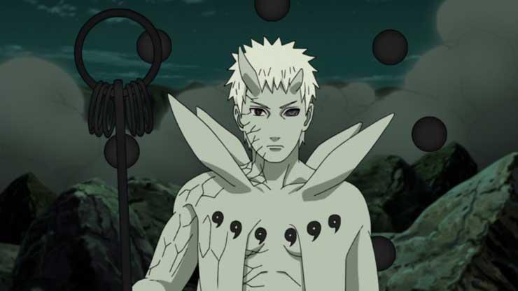 10 Jinchuriki Terkuat di Anime Naruto 9