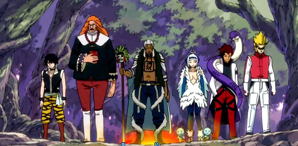 5 Organisasi Penjahat Terkuat yang Pernah Ada dalam Anime 4