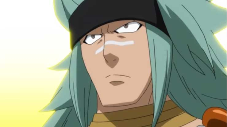 5 Anggota Sabertooth Guild Terkuat di Anime Fairy Tail 4