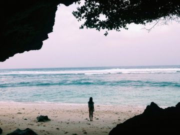 5 Pantai Tersembunyi yang Ada di Bali, Gak Kalah dari Kuta 8