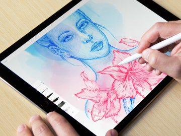 5 Aplikasi Menggambar Terbaik untuk iPad 10