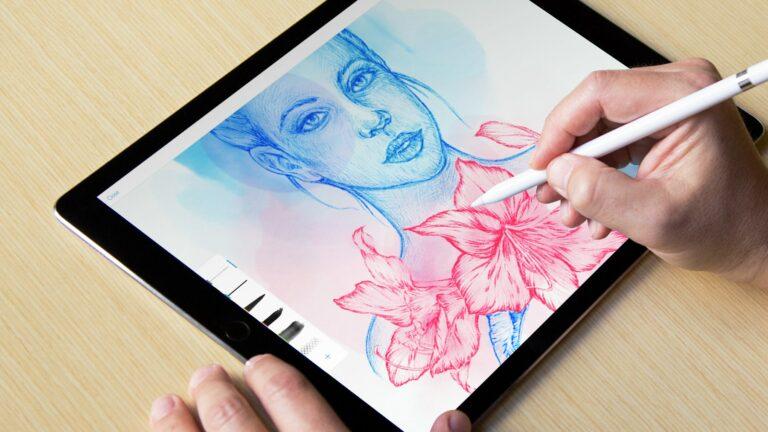 5 Aplikasi Menggambar Terbaik untuk iPad 1