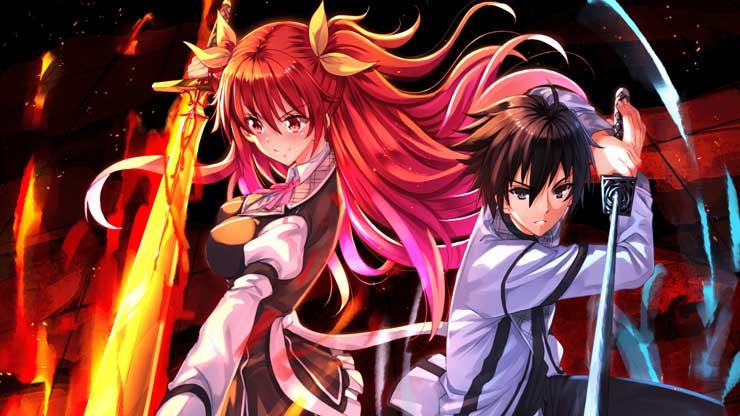 10 Anime Terbaik Bertema Sekolah Sihir 11