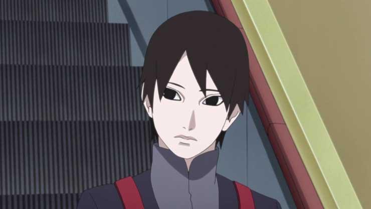 Daftar Anggota Tim 7 Terhebat di Anime Naruto 3