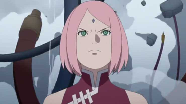 Daftar Anggota Tim 7 Terhebat di Anime Naruto 6
