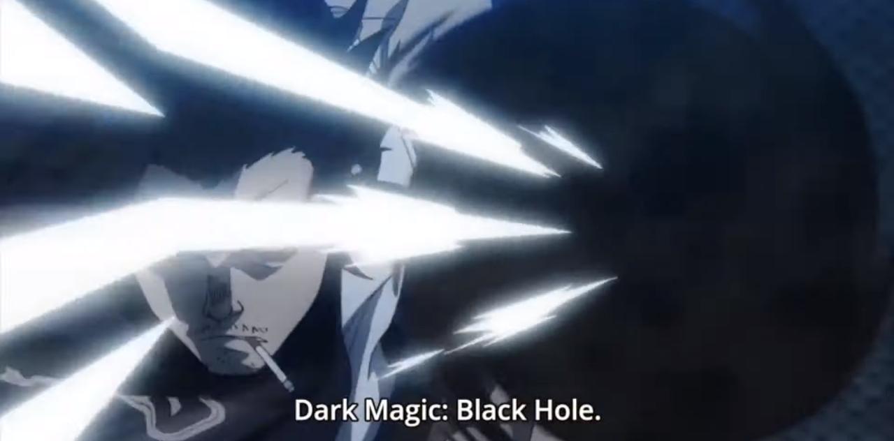 5 Kekuatan Sihir Kegelapan Yami Sukehiro Yang Mematikan 5