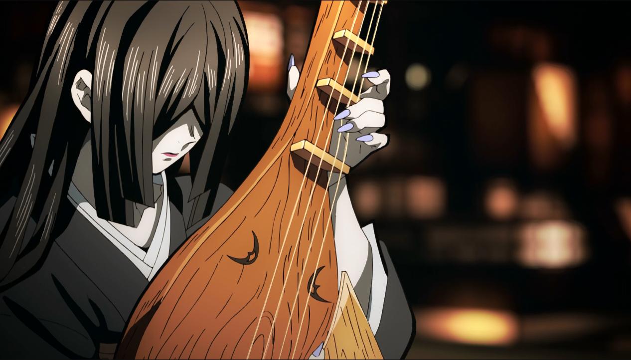 Mengenal 8 Anggota Iblis Bulan Atas Kimetsu No Yaiba 7