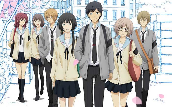 5 Anime Slice Of Life Terbaik Yang Wajib Ditonton 5