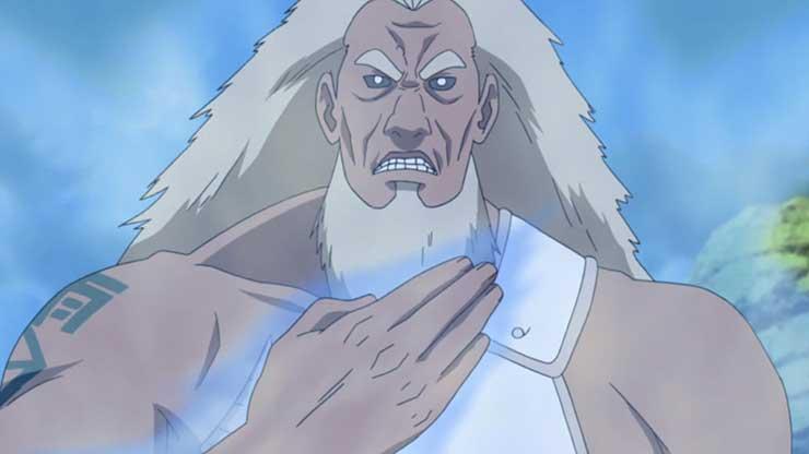 10 Shinobi Edo Tensei Terkuat di Anime Naruto 7
