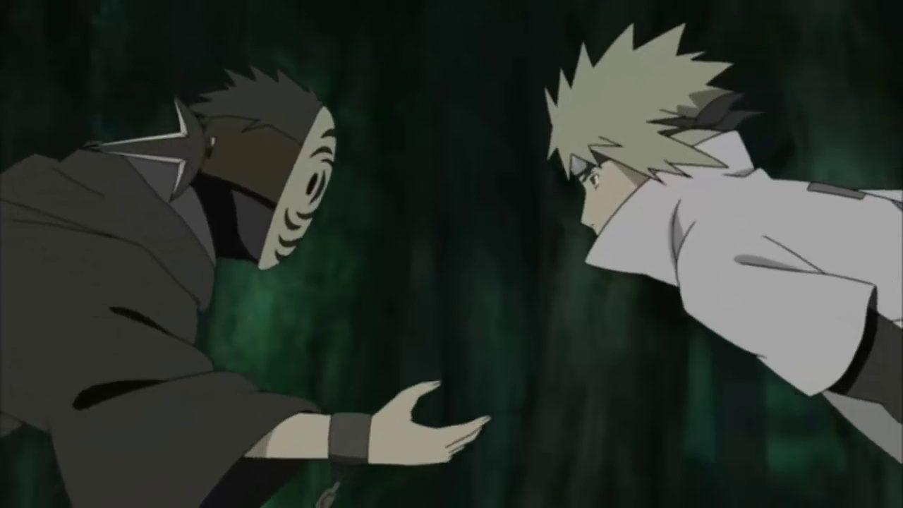 10 Pertarungan Terbaik di Anime Naruto Sepanjang Masa 4