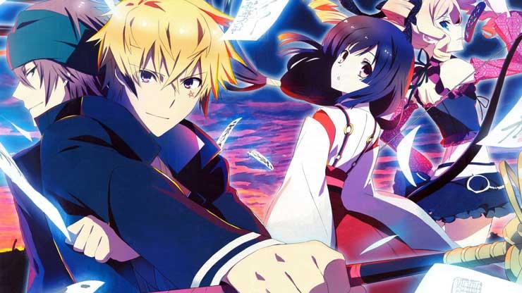 10 Anime Terbaik Bertema Sekolah Sihir 10