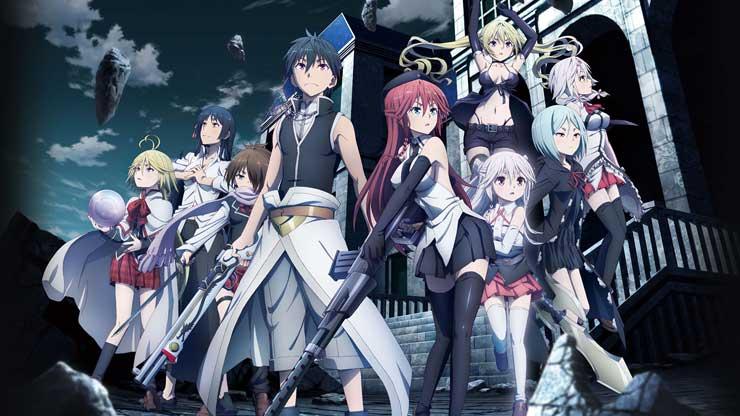 10 Anime Terbaik Bertema Sekolah Sihir 6