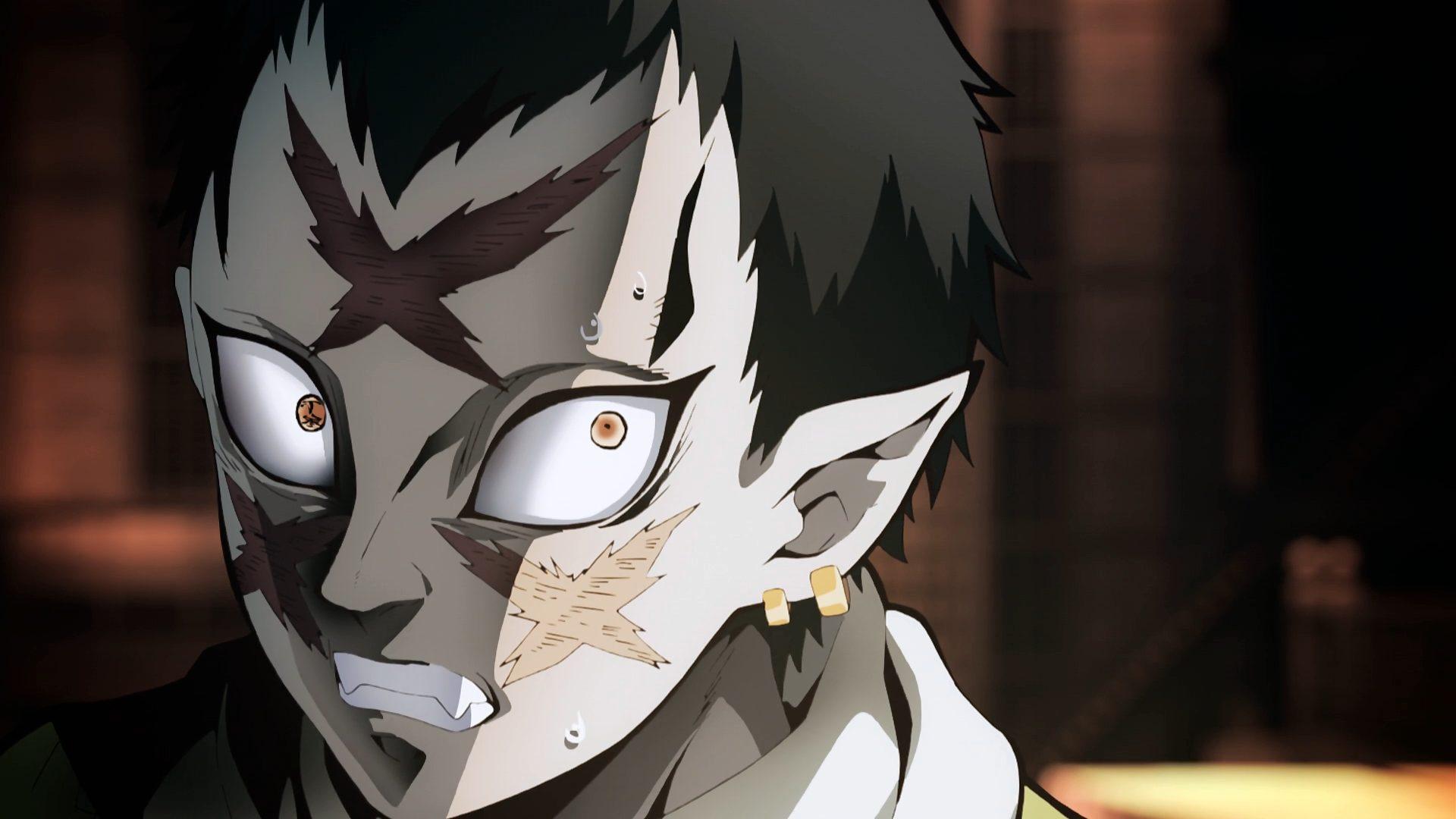 Daftar 6 Iblis Bulan Bawah Kimetsu no Yaiba 7