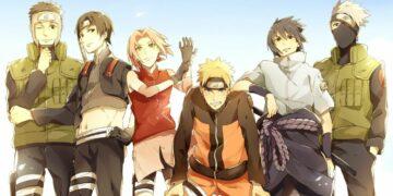 Daftar Anggota Tim 7 Terhebat di Anime Naruto 28