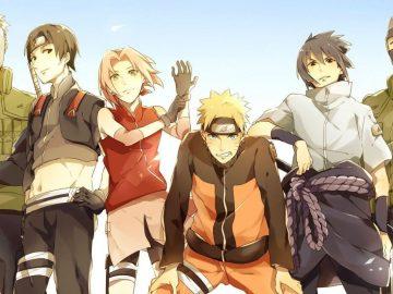 Daftar Anggota Tim 7 Terhebat di Anime Naruto 20