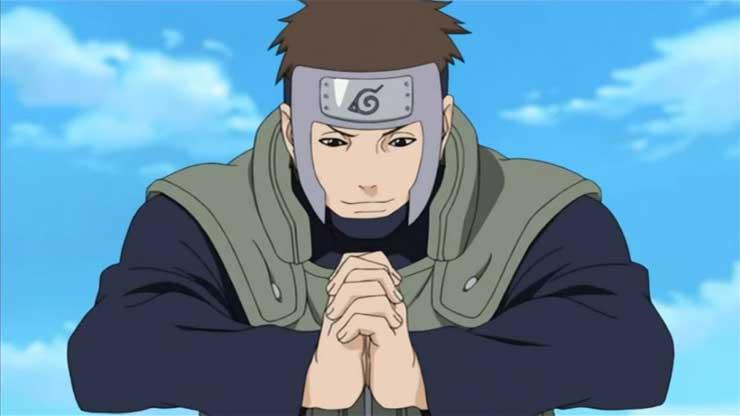Daftar Anggota Tim 7 Terhebat di Anime Naruto 4