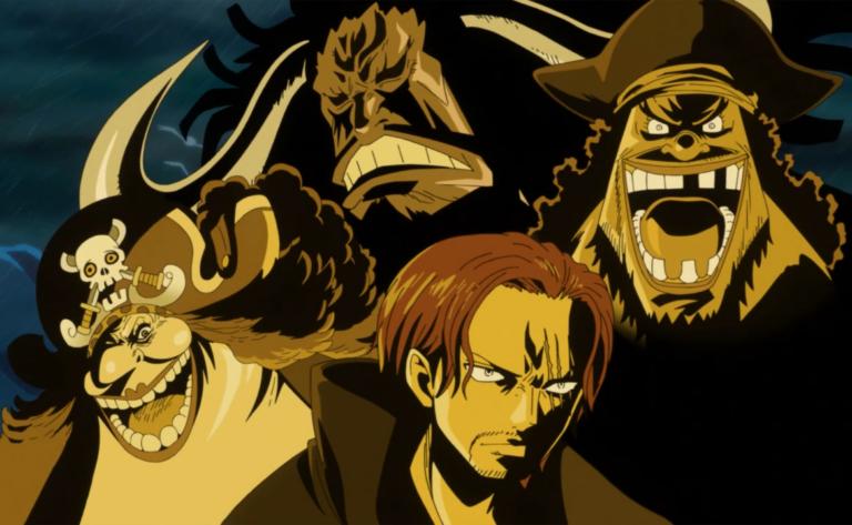 5 Karakter dengan Bounty Tertinggi di Anime One Piece 1