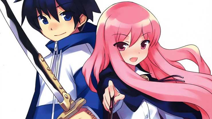 10 Anime Terbaik Bertema Sekolah Sihir 8