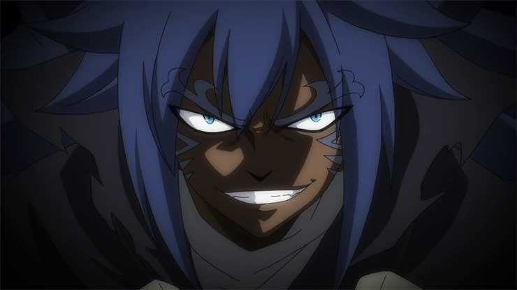 5 Karakter Tercepat di Anime Fairy Tail 7