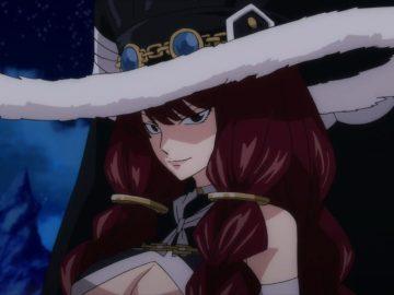 10 Penyihir Wanita Terkuat di Anime Fairy Tail 10