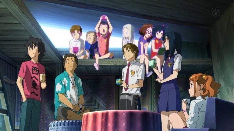 5 Anime Sad Ending Terbaik Yang Bikin Baper 1