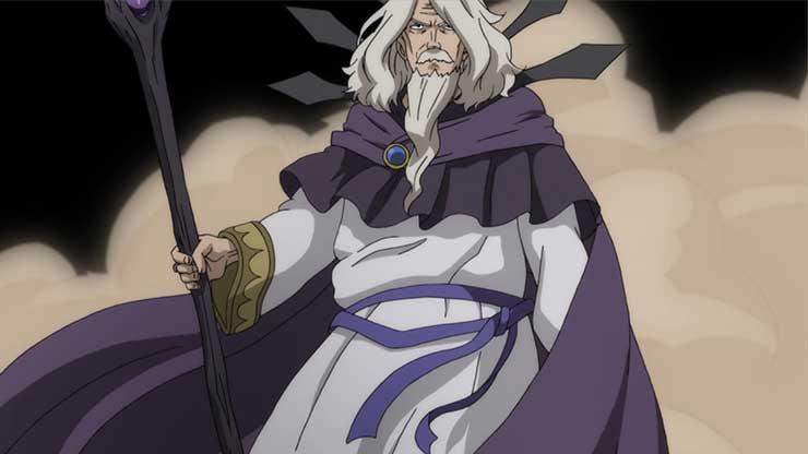 5 Karakter Tercepat di Anime Fairy Tail 6