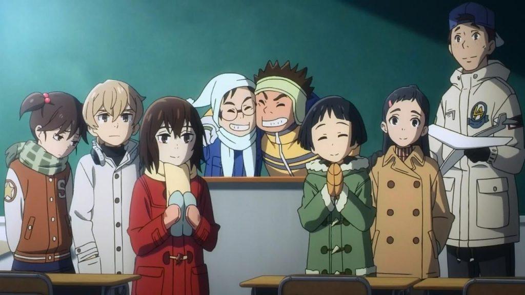 4 Anime Detektif Terbaik 4