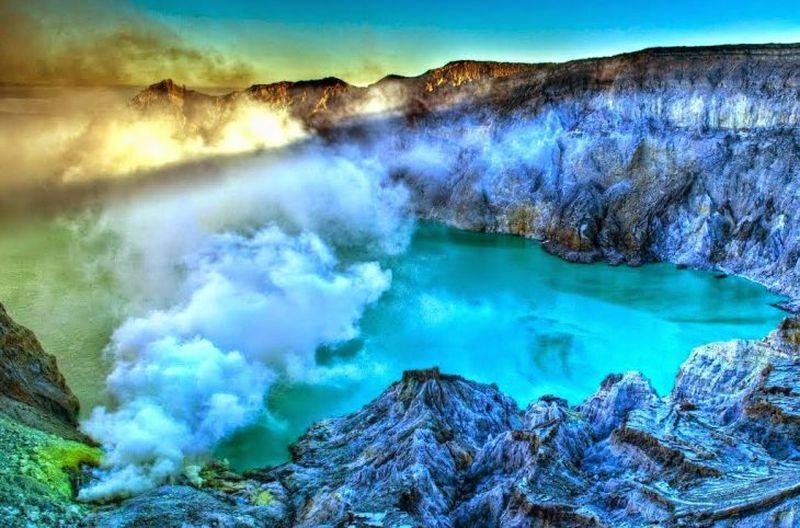 7 Geopark Luar Biasa di Indonesia yang Tak Boleh Kamu Lewatkan 9