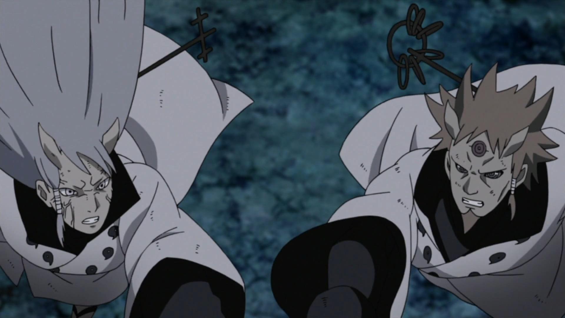 10 Duet Shinobi Terkuat di Anime Naruto 13