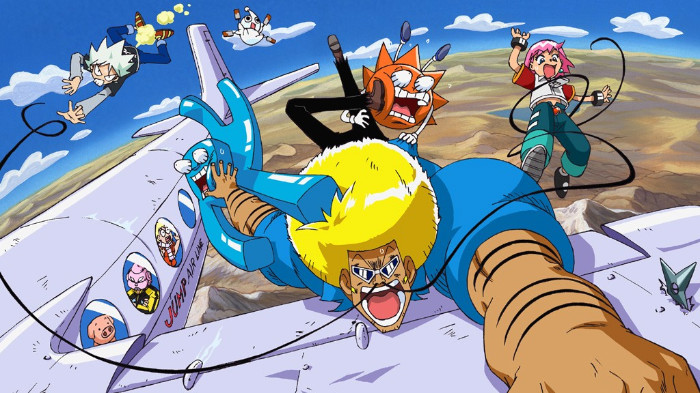 5 Judul Anime Paling Aneh yang Pernah Dibuat 7